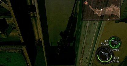 Loot a Dragunov SVD Sniper Rifle from Locker