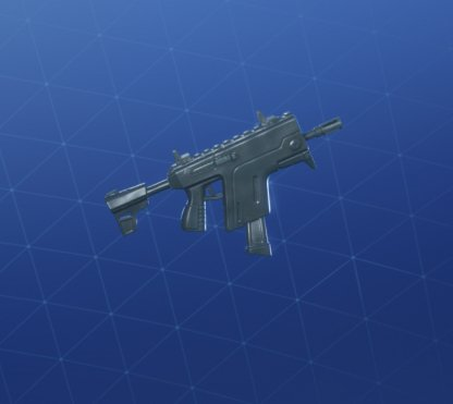GREY TOY Wrap - Submachine Gun