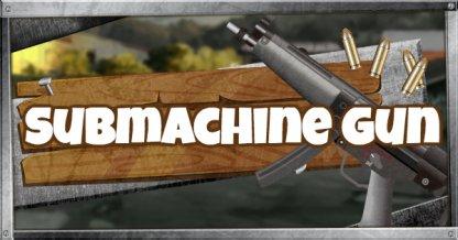 Submachine Gun (SMG) Weapon List