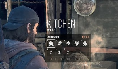 Sell Meat & Plants at the Kitchen