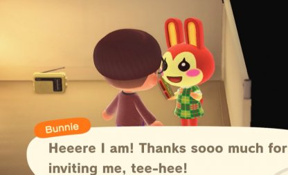 Invite Villagers To Visit Via Amiibo
