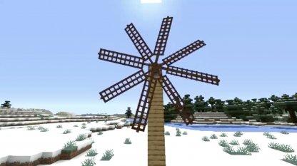 Windmill Kinetic Dynamo