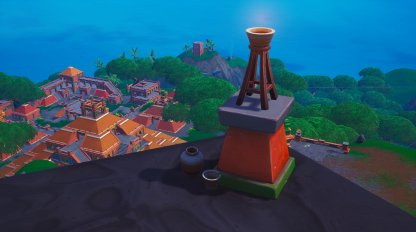 Season 8 Week 4 Secret Battle Star Location Close Up