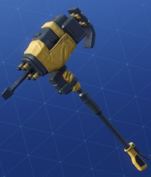 Pickaxe Skin AUTOCLEAVE