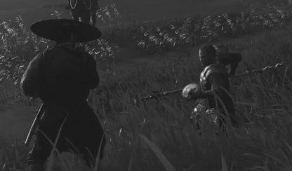 Playing As The Samurai