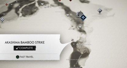 Akashima Bamboo Strike