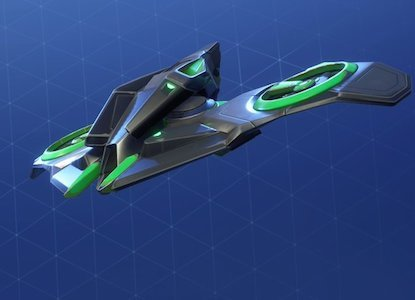 Glider skin Image SERVO