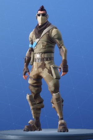 Skin Outfit ARMADILLO