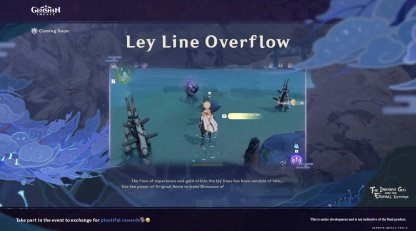 Ley Line Overflow Rerun 2.0