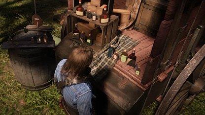Red Dead Redemption 2 - Camp Upgrades - Medicine