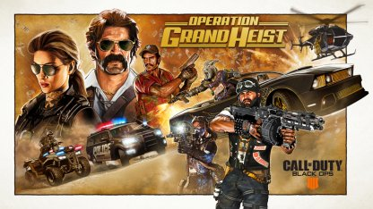 Feb. 19 - Update Summary: Operation Grand Heist