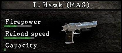 L Hawk MAG
