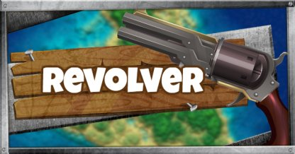 Revolver Guide - Damage, DPS, Stats & Tips