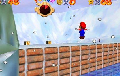 Jump On Spindrift To Reach Ledge