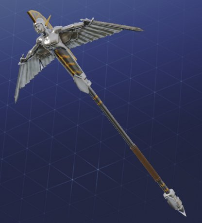 Pickaxe Skin EMPIRE AXE
