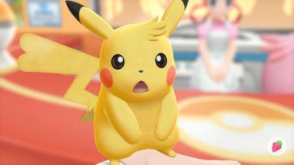 Pikachu Cowlick