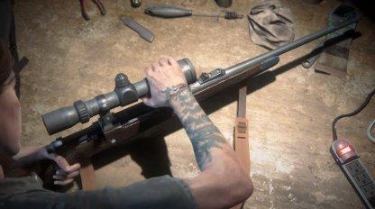 Long Gun & Pistol Upgrades Are Persistent