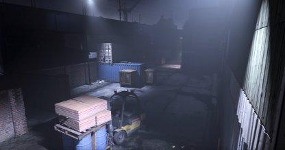 Hackney Yard Night