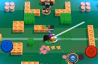 Let allies distract enemies while using Mortis to carry the ball
