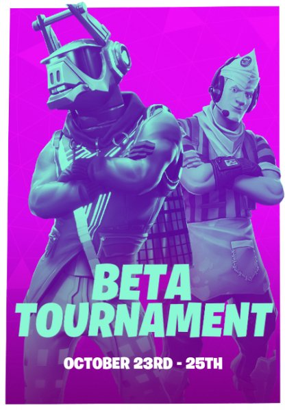 Fortnite Beta Tournament