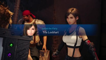 Tifa Joins The Party