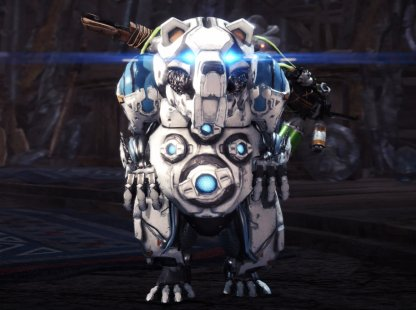 Palico Armor And Equipment