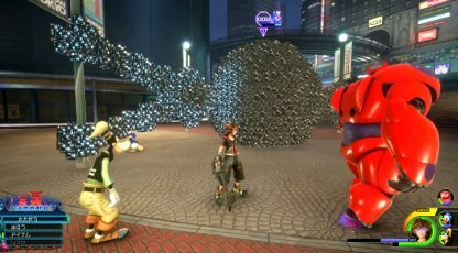 Kingdom Hearts 3 San Fransokyo Story Guide & World Walkthrough