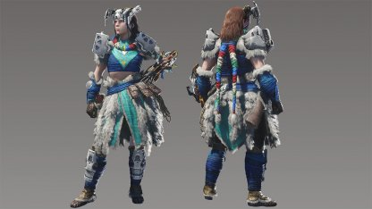 Banuk Tribe Armor Set