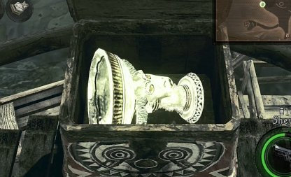 Chests Contain Statues & Idols