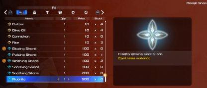 Kingdom Hearts 3 How To Get Fluorite Damascus Adamantite Electrum