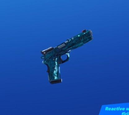 SHATTERED ICE Wrap - Handgun