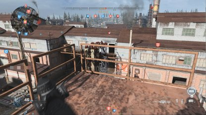 Map Offers Tons of Verticality