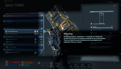 Recycle Cargo To Create Materials
