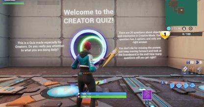 Creator Quiz