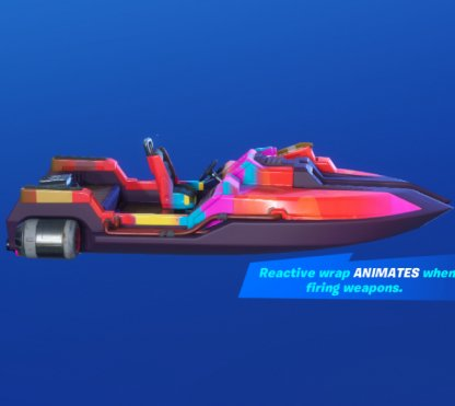 CARNAVAL CONFETTI Wrap - Vehicle