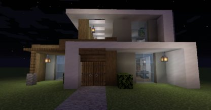 Modern Survival House