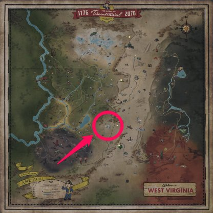 Fallout 76 How to Find Screws