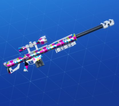 CHROMATIC Wrap - Sniper Rifle
