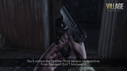 Resident Evil 8 (Village) Gameplay 1
