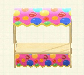 Colorful Stall
