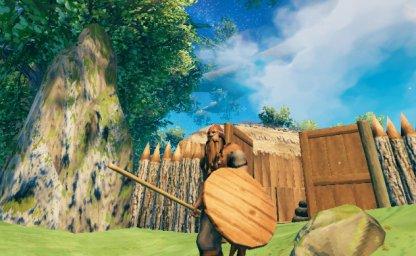 A Shield & A Spear