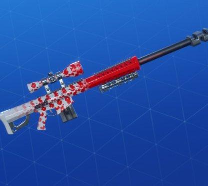 HEARTS Wrap - Sniper Rifle