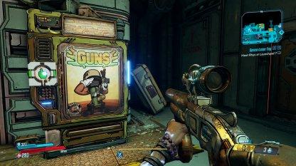 Weapon Vending Machine