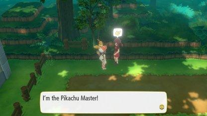 Pikachu Master Trainer