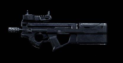Stygian Weapon Details