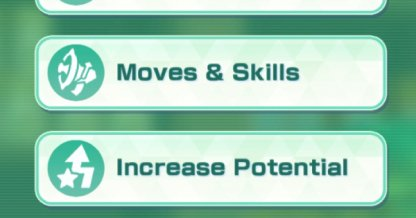 Unlock Skills in Learn Move / Skill Menu