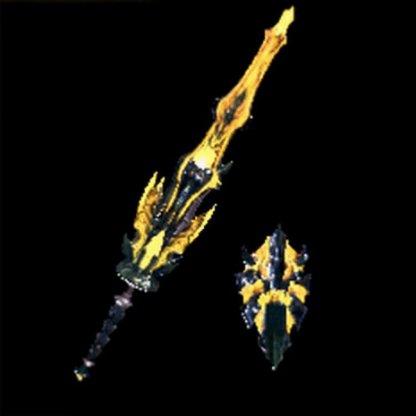 Lightbreak Gunlance