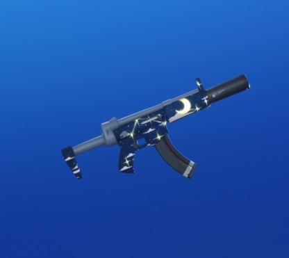 STARGAZER Wrap - Submachine Gun