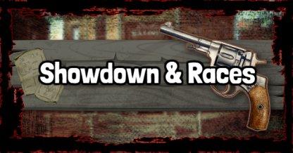 Red Dead Online Showdown Series Races List Guide