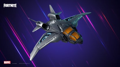Complete Any 10 Challenges to Unlock Avengers Quinjet Glider